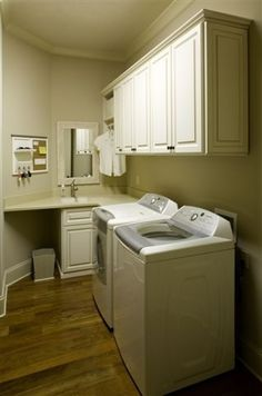 Utility Room Solutions - Laundry Room Storage - Playroom Organization