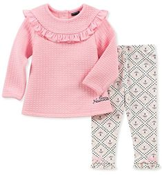 e520c9ccb Juicy Couture Pink  Juicy  Hoodie   Sweatpants - Infant   Girls ...