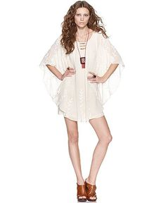 Macy's Free People in white