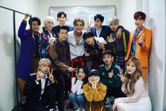 Super Junior, TVXQ, EXO, Red Velvet
