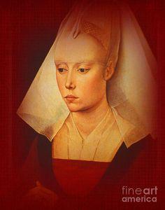 Portrait Of A Lady Photograph