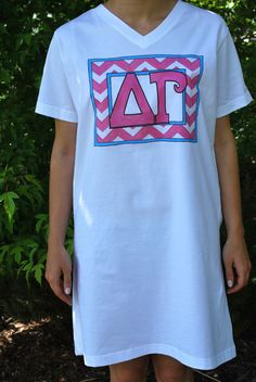 Delta Gamma Nightshirt from South Bound Sisters