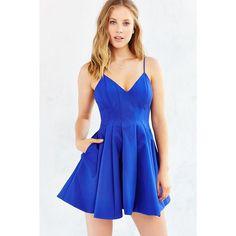 Keepsake Star Crossed Dress ($190) ❤ liked on Polyvore