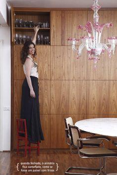 Detalhes da decoração do apartamento da blogueira Rita Lobo - Casinha Arrumada