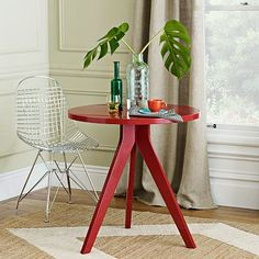 Tripod Table #WestElm
