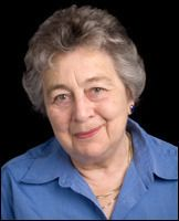 Professor Rosemary Cramp, DBE. Archaeologist.