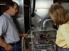 Furnace Maintenance. Info on gas, oil, and electric furnace maintenance.