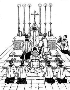 traditional Catholicism illustration - Google 搜尋