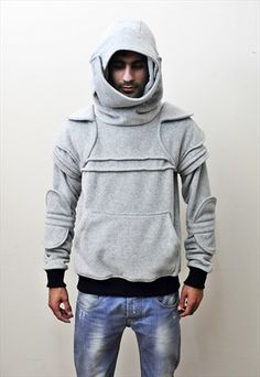Duncan Armored Knight Hoodie Sweatshirt Assassin's Creed