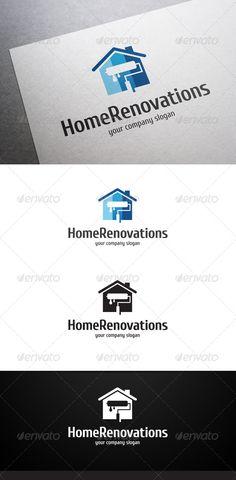 Home Renovations Logo