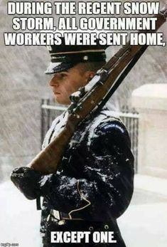 That's the changing of the guard at Arlington national cemetery. Guarding without complaint! Military Quotes, Military Humor, Military Veterans, Military Life, Warrior Quotes, Real Hero, American Soldiers, Faith In Humanity, God Bless America