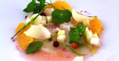 Scallop / Pink Pepper / Citrus - Chef Kevin Meehan