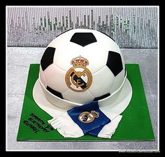 decoration gateau real madrid - Recherche Google