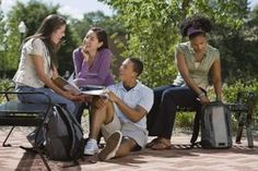 Bible studies are popular at many colleges.