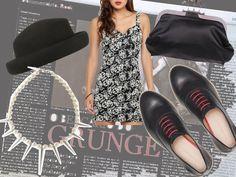 Grunge with Attitude! http://www.venusbuzz.com/archives/40598/fashion-friday-grunge-with-attitude/