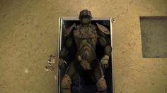 El Súper Soldado del futuro a lo Iron Man, con exoesqueleto incluido. Cool! #airsoft