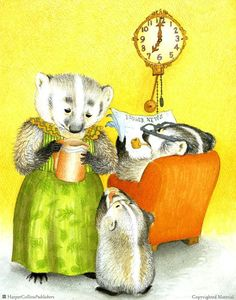 Bedtime for Francis  by Russel Hoban, Illustrated by Garth Williams