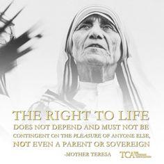 Mother Teresa- Inspiring Quote.