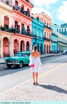 Colors of Havana - Read the ultimate travel guide for Havana, Cuba here Varadero, Oh The Places You'll Go, Places To Travel, Travel Destinations, Holiday Destinations, Leonie Hanne, Cienfuegos, Travel Tags, Cuba Travel