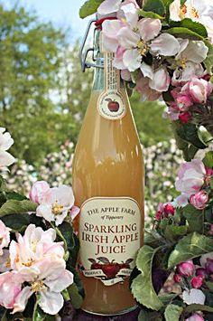The Apple Farm's Sparkling Apple Juice, Cahir, Co. Tipperary, Ireland