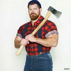 Chopping wood increases testosterone production by percent, as much as 17 percent higher than soccer and other studied competitive sports. Raise Testosterone, Increase Testosterone Levels, Red Beard, Rugged Men, Ginger Men, Daddy Bear, Human Behavior, Mature Men, Stock Foto