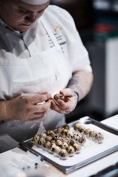 Chef at work #bocusedor #bocusedoreurope #roadtolyon Bocuse Dor, Chef Jackets, Europe