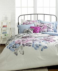 CLOSEOUT! Evanesent 5 Piece Comforter and Duvet Cover Sets