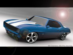 American muscle cars wallpaper 1