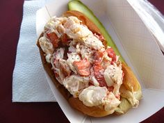 6 Maine Lobster Rolls to plan your summer around (Boothbay Harbor, Georgetown, Harpswell, Freeport, Round Pond, Northeast Harbor... Maine)