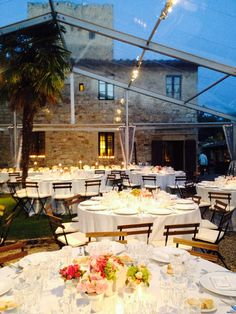 Tuscan hill setting for a lovely Summer Wedding #Countrychic. All Rights Reserved GUIDI LENCI www.guidilenci.com