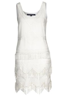 8ae8280151 French Connection White Flapper Dress