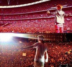 Justin, somethings just don't change #stillkidrauhl ; just taller :p