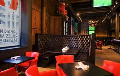 This #SportsBar & #Eatery space is ideal for on location shoots or #SocialEvents