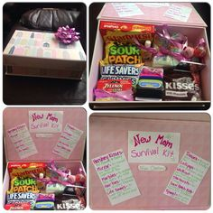 new mom hospital survival kit - Google Search