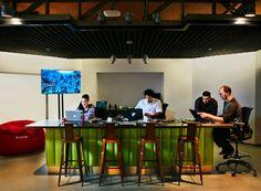 Inside Zyngas Gigantic Gaming Headquarters