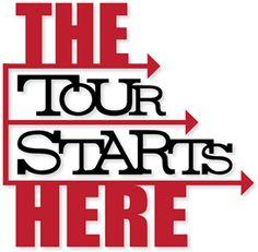 Silhouette Design Store - View Design #28406: 'tour starts here'