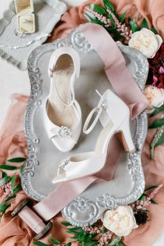 b593530db7a6 We are falling head over heels with this fairytale wedding at the