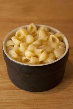 Baby-Led Weaning Macaroni Cheese