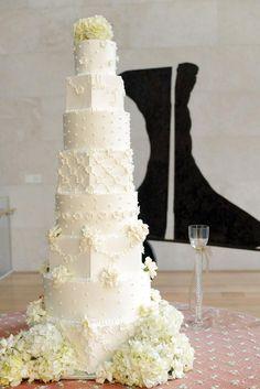 Hochzeitstorten 3-stöckig   Cake designs and Cake
