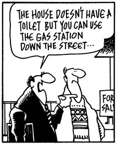 Funny Friday's TGIFF-But You Can Use The Gas Station down the street- Fred Carver