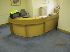 Manchester, UK based environmentally friendly office clearance specialist in office buildings and sites. Also sells recycled second hand office furniture including desks and chairs. Office Furniture, Office Desk, Recycling, Reception, Business, Desk Office, Desk, Receptions, Store