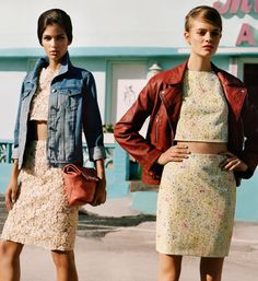 Topshop's Spring Summer 2013 Campaign