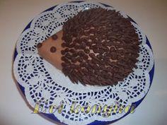 Süni torta - csokipudingos