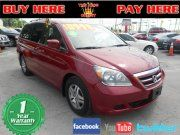 2006 Honda Odyssey EX-L 3.50L  Buy Here Pay Here Coral Group LLC - Miami, Florida 33142 quality used cars  $11990