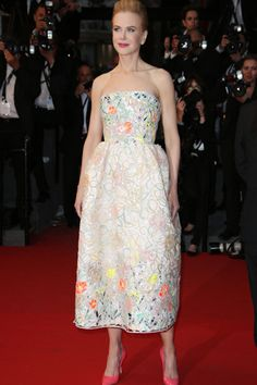 Nicole Kidman was completely stunning at Cannes this year
