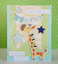 Baby Boy Idea Gallery: MeganKlauer_BabyBoy_card
