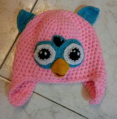 How To Crochet Peppa Pig Purse Bag Free Pattern Tutorial By Marifu6a : Gorro lana crochet peppa pig Gorros Pinterest Peppa ...