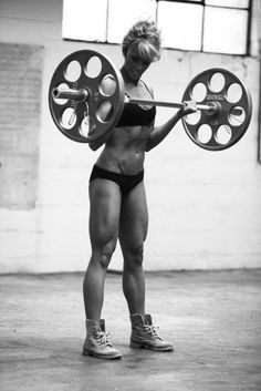 My goal, not skinny fit!! Maybe not quite so big thighs but that toned