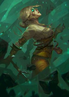 """Ciri The Witcher 3 Wild Hunt / Gwent Card. Cirilla Fiona Elen Riannon (also known as Ciri), was born in 1253 or 1252[2], and most likely during the Belleteyn holiday. She is the Princess of Cintra, the daughter of Pavetta and Emhyr var Emreis (who was using the alias """"Duny"""" at the time) as well as Queen Calanthe's granddaughter."""