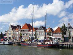 Harlingen, Holland